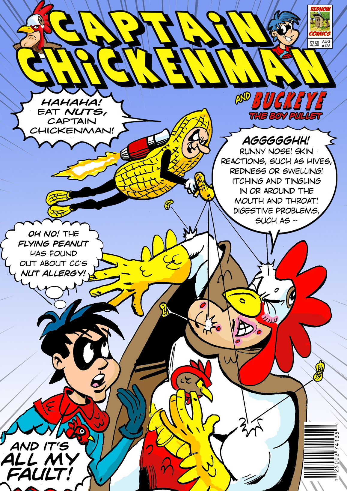 CAPTAIN CHICKENMAN COVER 2